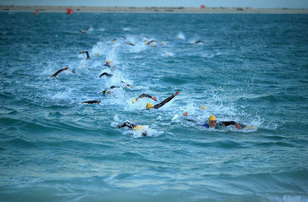 HIIT para nadadores