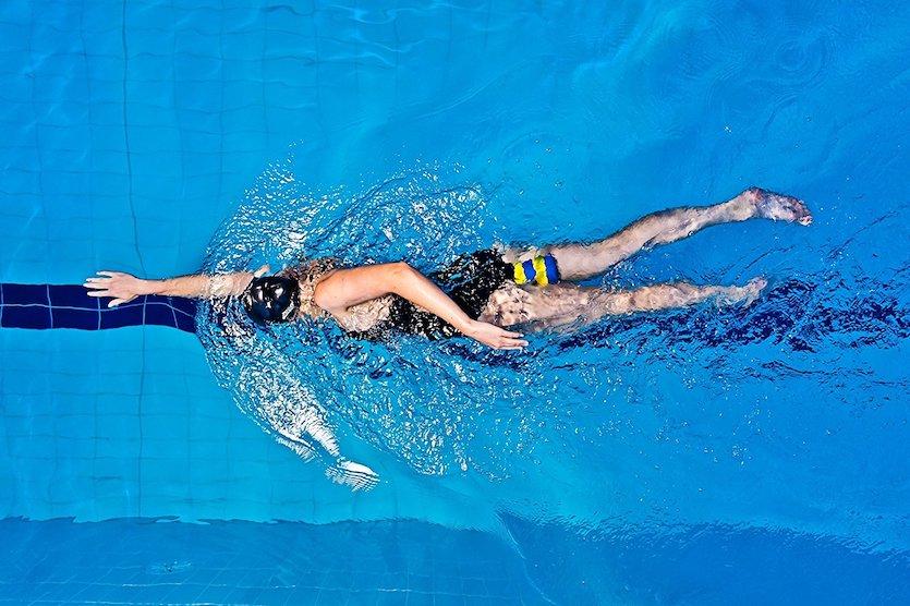 El uso del pullbuoy en natación. Dephion Performance