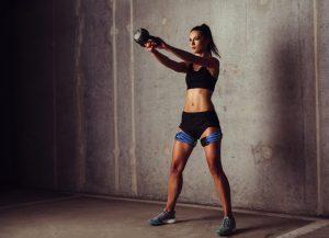 entrenamiento en mujeres