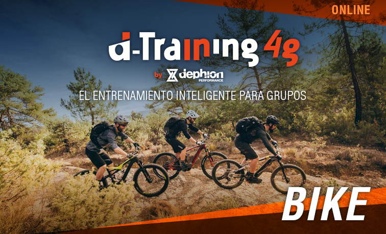 d-training-4g BIKE