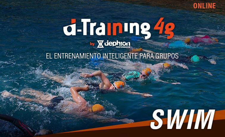 d-training-4g SWIM