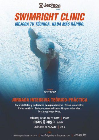 SwimRight Clinic Vigo