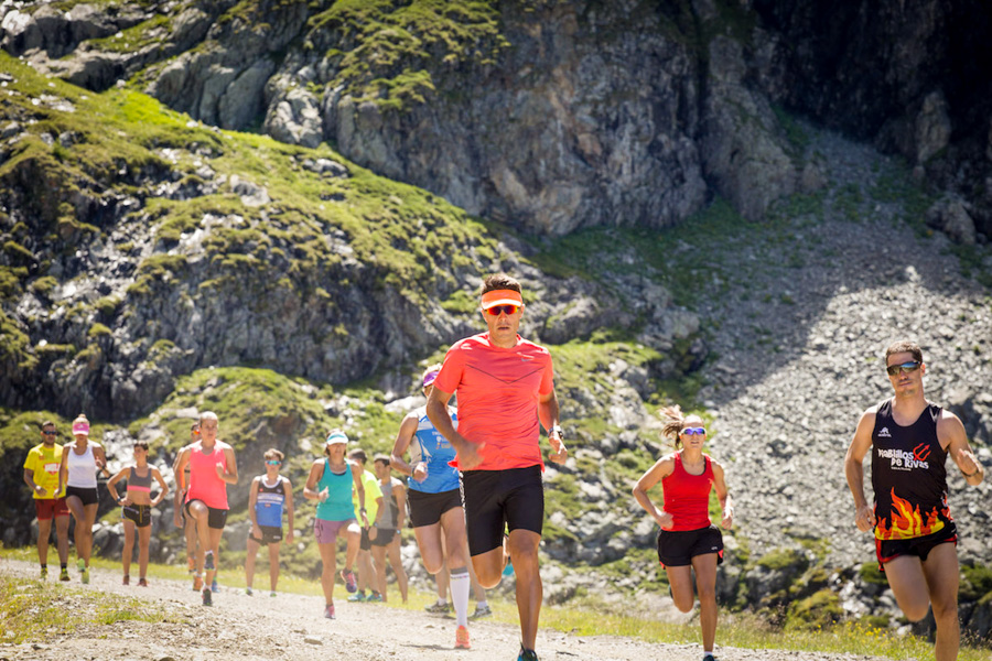 Entrenamiento running Rise Camps by Dephion Performance