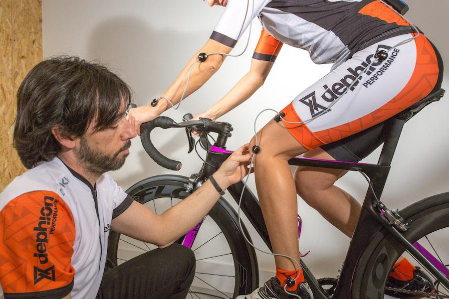 Biomecánica triatlón